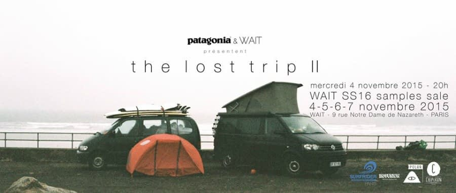The Lost Trip II - JulieFromParis