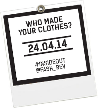 Fashion Revolution Day - JulieFromParis