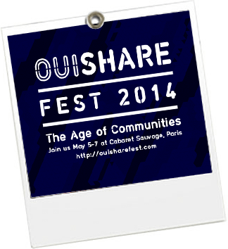 OuiShare Fest - JulieFromParis