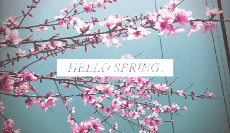 Hello Spring - JulieFromParis