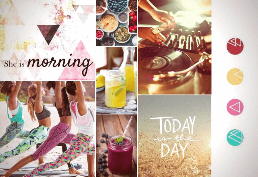 She Is Morning - JulieFromParis
