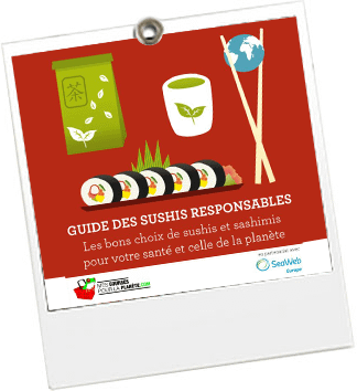 Guide sushis responsables  - JulieFromParis