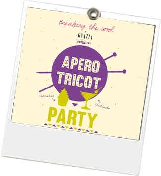 Apero Tricot Breaking The Wool- JulieFromParis